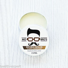 Mo Bro's - Classic Cedarwood Moustache Wax 15ml Tin Made in England