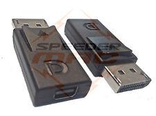 """Adaptateur DP Displayport vers MiniDisplayport miniDP Apple LED Display 24 & 27"""""""