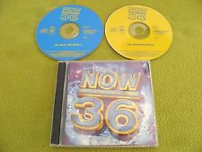Now That's What I Call Music 36 - Original 1997 2xCD - U2 Spice Girls Bee Gees
