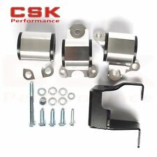 Engine Side Motor Mount Kit For Honda Civic EK D16 B16 B18 B Series 2bolts SL