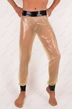 387 Latex Rubber Gummi loose Bloomers Pants Trousers customized joggings 0.4mm