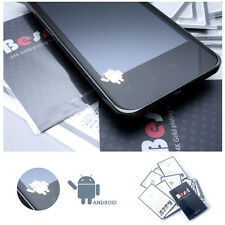 NEW Anti Radiation Sticker Gold Plating Android logo For Mobile Phone MP3 PC etc