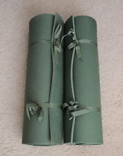 Two Military Surplus Sleeping Mat/Pad-Camping-Exercise-Yoga