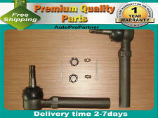 2 OUTER TIE ROD END SET FOR OLDSMOBILE ALERO 99-04  CUTLASS 97-99