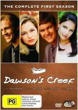 Dawson's Creek : Season 1 (DVD, 2003, 4-Disc Set)
