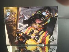Rare Kyle Busch #18 M&M's Press Pass 2014 Card #89 IN THE HOT SEAT