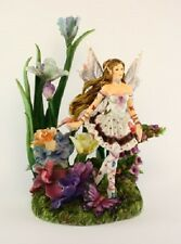 Nene Thomas Serenade of Flowers Fairy Statue Faery Figurine Fantasy Retired RARE