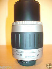 NIKON IX-NIKKOR 60-180MM~1:4.5-5.6 LENS~ FRONT & REAR CAPS~INSTRUCTIONS (13F15)
