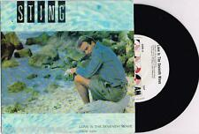 "STING - LOVE IS THE SEVENTH WAVE - 7"" 45 RECORD w PICT SLV - 1985"