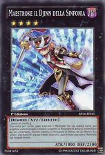 Maestroke il Djinn della Sinfonia YU-GI-OH! SP14-IT031 Ita COMMON 1 Ed.