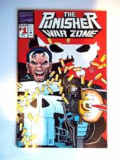Marvel Comic Book - THE PUNISHER War Zone Vol 1, #1 MARCH 1992 NM
