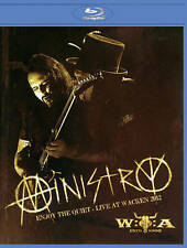 NEW - Enjoy the Quiet: Live at Wacken 2012 [Blu-ray] by Ministry