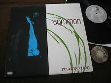 LP Common Resurrection USA 1994 Relativity Records 88561-1208-1 | VG+ to EX