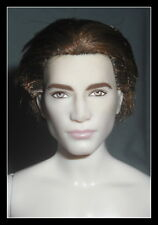 NUDE KEN  TWILIGHT EDWARD GROOM MODEL MUSE BRUNETTE KEN  DOLL FOR OOAK