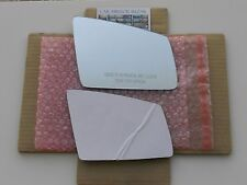 D422R Mirror Glass + FULL ADHESIVE for MERCEDES-BENZ B C E GLA GLK S Right Side
