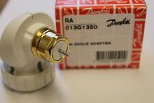 1x Danfoss Winkeladapter für Thermostatköpfe  RAW u.RA 2000 013G1350