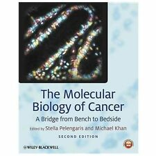THE MOLECULAR BIOLOGY OF CANCER - NEW PAPERBACK BOOK