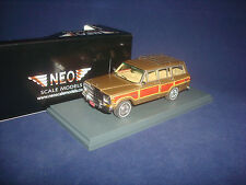 Jeep Grand Wagoneer gold NEO 43525 1:43