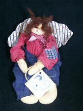 1994 Marty Maschino SIGNED Attic Babies #203 Rag Doll EUC / FREE SHIPPING