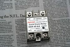40A Solid state relay AC to AC SSR-40AA, USA seller USA warranty Free shipping