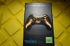 TRON Xbox 360 Wired Orange Controller Collector's Edition Limited # 12/250 RARE