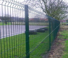 Security Fencing / V Mesh / Eco Profile Mesh / 1.8m High