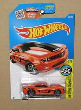 HOT WHEELS 2013 '13 CHEVROLET CHEVY COPO CAMARO FRAM OIL AND AIR FILTERS