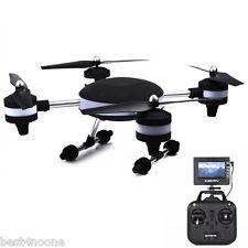 HUAJUN U - FLY W606 - 3 5.8GHz FPV HD 2MP CAM 2.4GHz 4CH 6 Axis Gyro Quadcopter