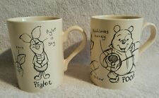 Disney Winnie The Pooh And Piglet How To Draw Ceramic Mugs