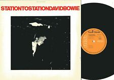 """David BOWIE"" STATION TO STATION  / LP 33 tours Français (RCA APL1-1327)  MINT"