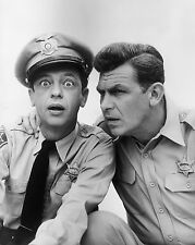ANDY GRIFFITH SHOW DON KNOTTS BARNEY FIFE 8x10 GLOSSY PHOTO PICTURE IMAGE