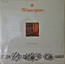 CAM MOLLOY: Transcription-SEALED1977 CANADIAN IMPORT LP Radio Canada
