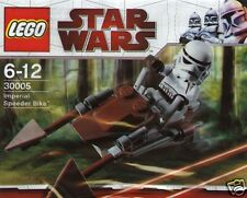 LEGO Star Wars Sturmtruppler + Speederbike 30005
