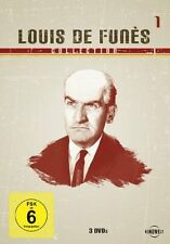 3 DVDs * LOUIS DE FUNÈS COLLECTION 1 # NEU OVP /