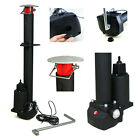 3500 lbs 12V Electric Power Tongue Jack RV Boat A-Frame Trailer Camper ANG