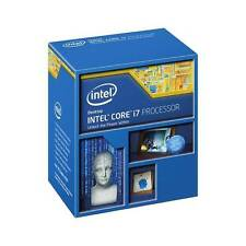 New Intel Core i7-4770 Haswell Processor 3.4GHz 8MB LGA 1150 CPU, Retail