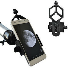 Gosky Universal Cell Phone Adapter Mount - Compatible with Binocular Monocular