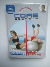 Core Secrets 25 Min. Full Body Workout / Accelerated Core Training 2-DVD