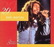 Marley, Bob 20 Best of Bob Marley CD
