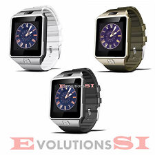 RELOJ INTELIGENTE SMART WATCH SIM CAMARA BLUETOOTH SMARTWATCH SINCRONIZAR MOVIL