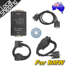 For BMW OBD OBD2 Diagnostic ECU Scanner Chip Tuning Tool+Cables+Software AU Ship
