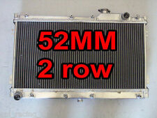 aluminum radiator for Mazda Eunos/Miata/MX-5 1.6i 1.8i B6ZE(RS) BP I4 90-97