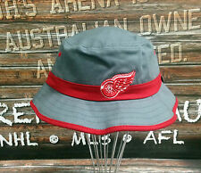 "Detroit Red Wings Zephyr NHL ""Thunderhead"" Bucket Hat - Medium size"
