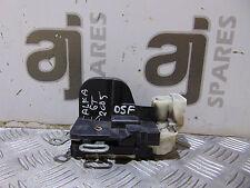 ALFA ROMEO GT 2.0 2004 PASSENGER SIDE FRONT DOOR LOCK BLOCK