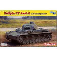 1/35 Dragon Pz.Kpfw.IV Ausf.A mit Zusatzpanzer #6816