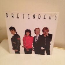 The Pretenders LP Self Titled