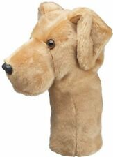 Yellow Lab Golf Animal Headcover Driver Head Cover Daphnes Golf Club Cover