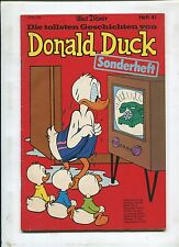 Donald Duck ~ German Donald Duck Hard To Find! ~ (Grade 7.0)WH