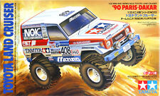 Tamiya 19013 Mini 4WD Toyota Land Cruiser '90 Paris-Dakar 1/32