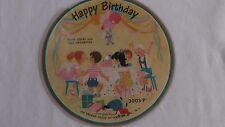 Record Guild Picture Disc – 7-inch Kiddie – Record Guild #3003 P Happy Birthday